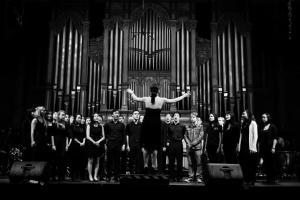 AUMO on call choir